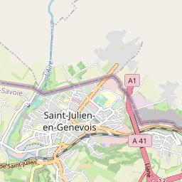 Stations de ski Saint Julien en Genevois 74