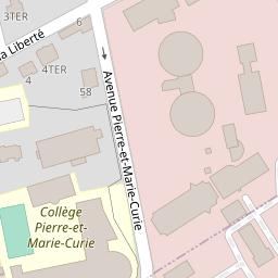Collège Pierre et Marie Curie Le Pecq Nombre d\'Élèves