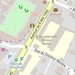 Bureau De Poste Palaiseau