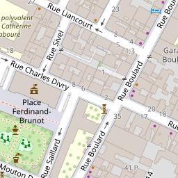 Bureau De Poste Paris Denfert Rochereau Paris 14e Arrondissement