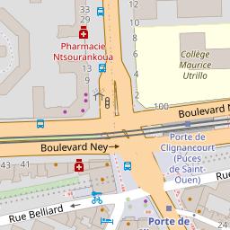 Permis de conduire Paris 18e Arrondissement horaire