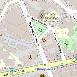 Centre Des Impots Fonciers Paris 13e Arrondissement 75