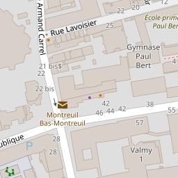 Centre Des Impots Fonciers Montreuil 93 Horaire Telephone
