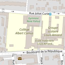 BUREAU DE POSTE NEUILLY SUR MARNE