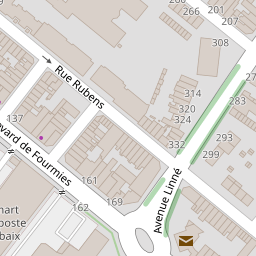 Bureau De Poste Roubaix Place Spriet Roubaix